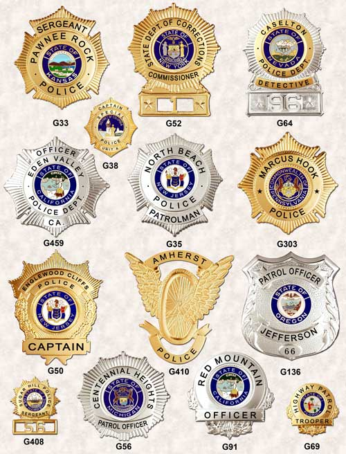 GA-REL Police Badge Shields Page 5 GAREL